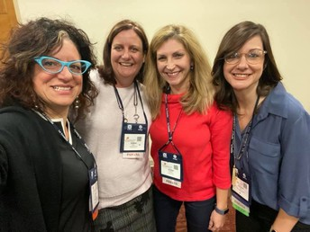 Kim Potowski, Erika Tran, Vesna Dimitrieska, and Nicole Leach