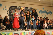 4th Grade Performance: We are the World!