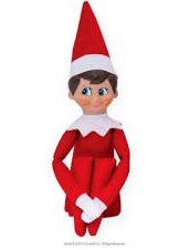Elf on the Shelf Day- Tuesday, December 17th