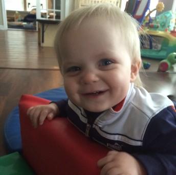 Baby Emmett!
