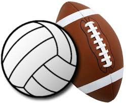 FOOTball & volleyball