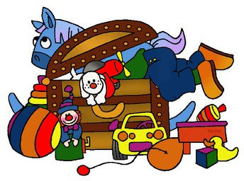 Make Room for New Toys - Donate to the BGS Toy Sale
