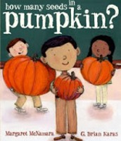 How Many Seeds In a Pumpkin by Margaret McNamara