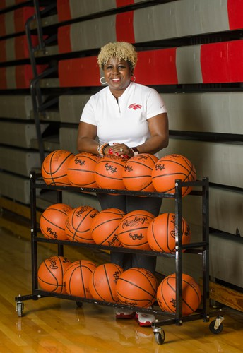 Coach Butler-Graham to be honored as Coach of the Year