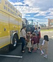 Fire Safety Week Oct 8 - 14