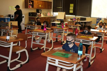 In-Person Instruction Expands to Grades 2-5