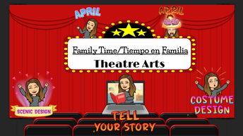 Scenic Design, Costume Design, and Tell Your Story Video Vault!