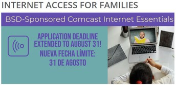Free Internet Access for Families