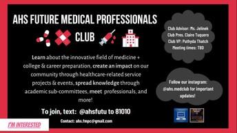 Future Medical Professionals
