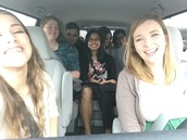 A Car Full of Choir!