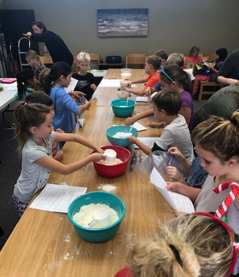 Cooking Classes for 2nd Grade