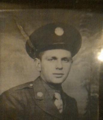 Ellis Hayes, JR  (WWII)