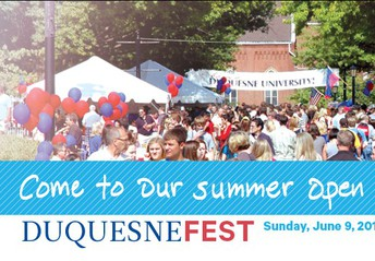 DUQUESNEFEST - JUNE 9th