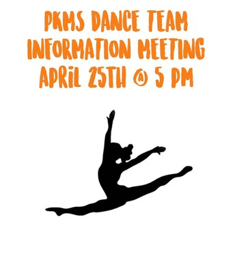 PKMS Dance Team Information Meeting