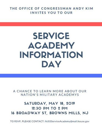 Service Academy Information Day