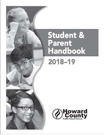 HCPSS Student and Parent Handbook