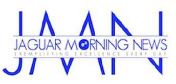 2020-2021 Jaguar Morning News application