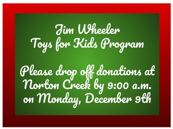 Jim Wheeler Toys for Kids Program