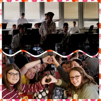 Valentines Candle Light Lunch with Jazz Band