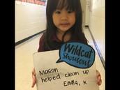 Emma, Kindergarten