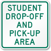 REMINDER: PLEASE SLOW DOWN IN THE STUDENT DROP OFF AND PICK UP AREA