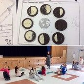 Google Expeditions Phases of the Moon