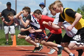 Elementary Track and Field Days for Students in Grades 5 and 6