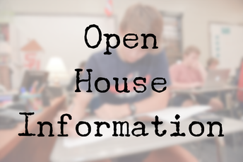 HCS Open House Information