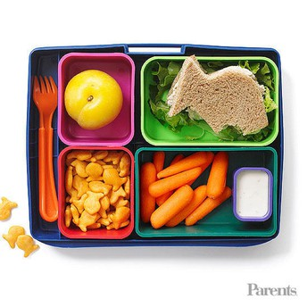Healthy Lunches and Wellness Wednesday Lunches with Families