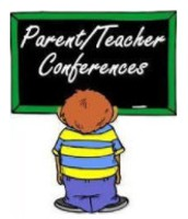 Parking Reminder for Parent/Teacher Conferences!