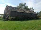 The longhouse!