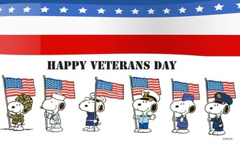 Veteran's Day Project