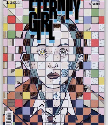 Eternity Girl by Magdalene Visaggio
