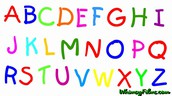 Letter Recognition/Multisensory Letter Introduction