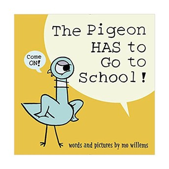 The Pigeon Goes to School