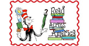 Read Across America Month Kicks off on Dr. Seuss' Birthday!