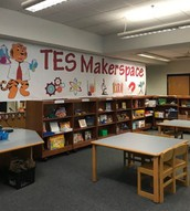 Students are loving our TES Makerspace!