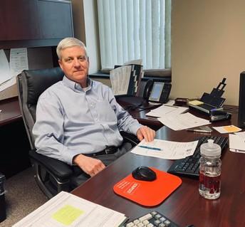 Mr. Patrick Donegan Returns as Interim Business Official