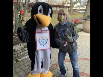 Parker The Penguin
