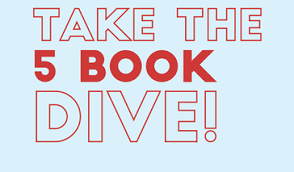 summer reading: 5 Book Dive