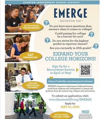 Sophomores join Emerge