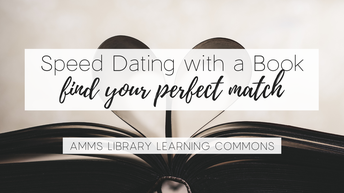 Sign-Up for Speed Dating with a Book