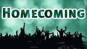 Homecoming Week (Dress-Up Days) September 17-21