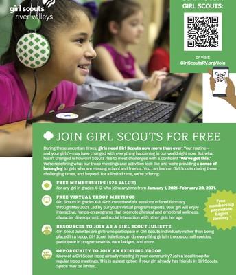 Girl Scouts (English)