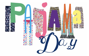 Spirit Day Alert- Elmwood Pajama Day on Monday!!