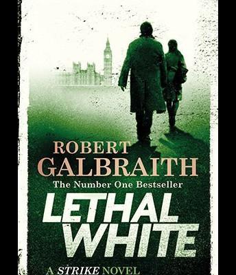 Lethal White (Comoran Strike #4)