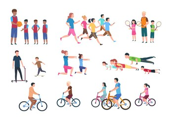 Physical Activity Calendars for October
