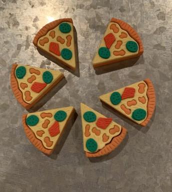 *New* Pizza Slice Eraser