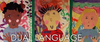 DLBE is a bilingual education program, in which all academic instruction is delivered in English and Spanish.