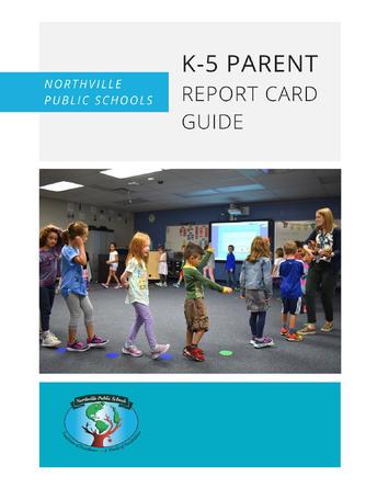 Parent Report Card Parent Guide